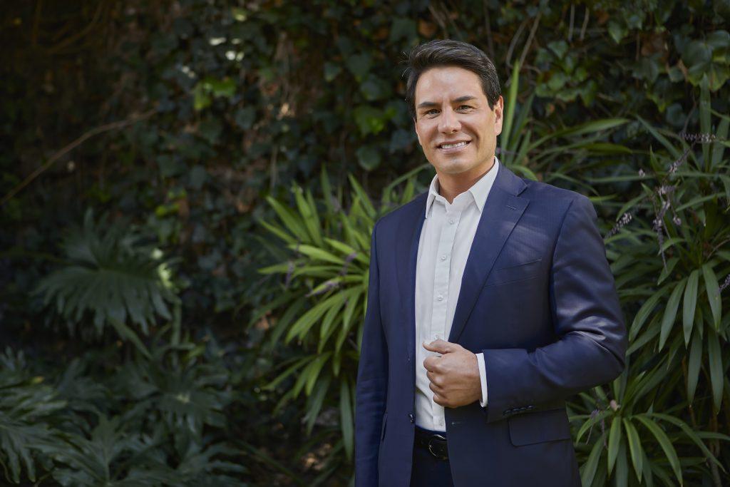 Armando Sánchez Desarrollador e Investigador mexicano de cubrebocas con nanotecnología